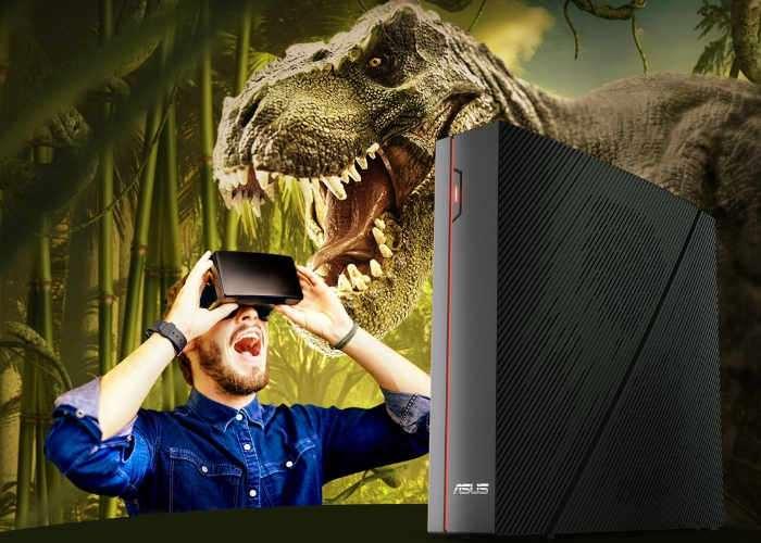 Virtual Reality Ready ASUS VivoPC X