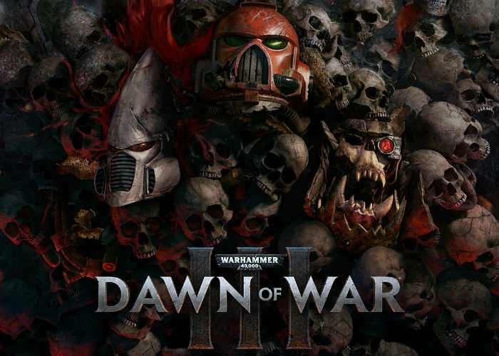 Warhammer 40,000: Dawn of War 3 Open Beta