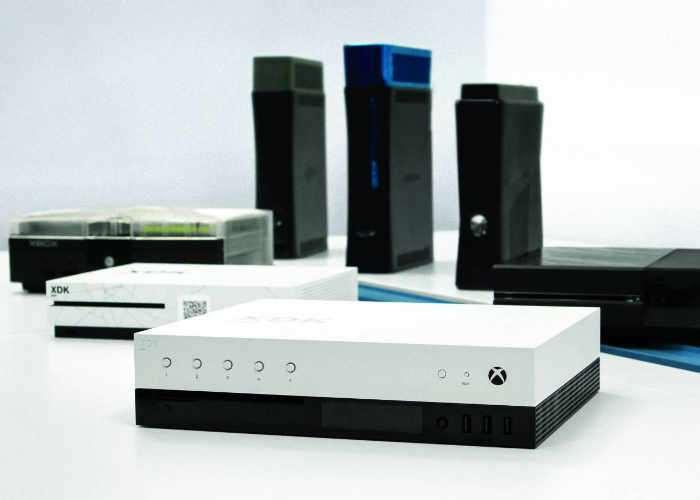 Xbox One Scorpio Development Kit Specifications Unveiled