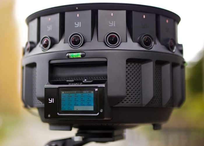 YI Halo Camera