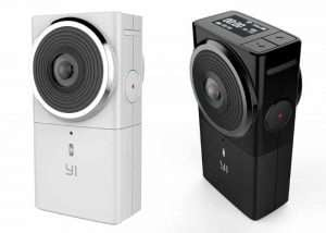 Yi 360 VR 4K Live Streaming Video Camera Unveiled