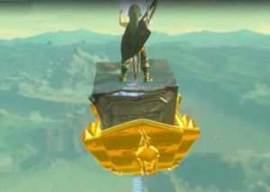 Zelda Player Builds Awesome Flying Contraption (video)