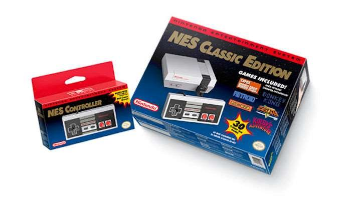 Mini Super Nintendo To Launch By Christmas