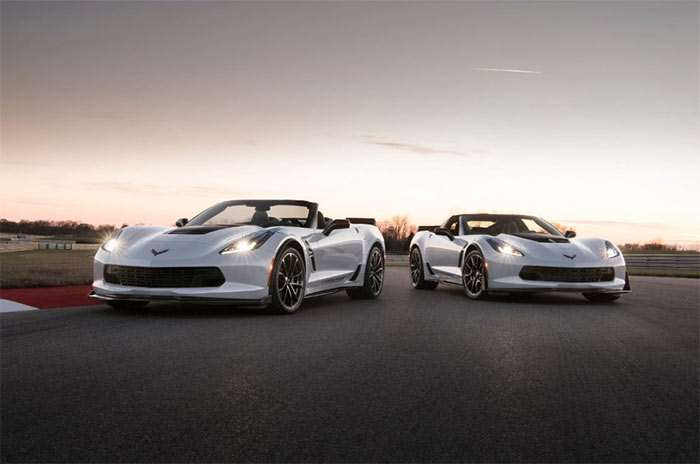 Corvette Carbon 65 Edition Celebrates 65 Years Since The Original