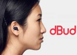 dBud Volume Adjustable Earplugs (video)