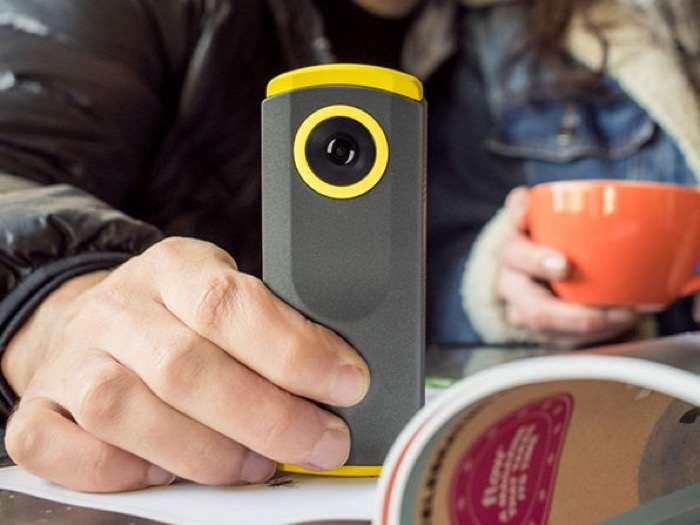 Detu Twin 360° Camera