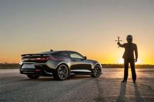Hennessey The Exorcist Camaro has 1000hp
