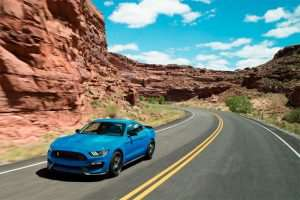 Shelby GT350 Continues for 2018 Model Year