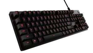 Logitech G413 Mechanical Backlit Gaming Keyboard Announced