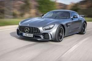 Mercedes-AMG GT R Starts at $157,000