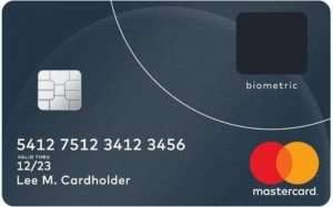 Mastercard Introduces Credit Cards With Fingerprint Scanners