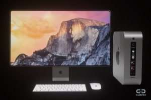 Will The New Apple Mac Pro Look Like This (Video)