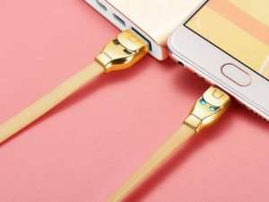 Steel Man MicroUSB Charging Cables, Save 33%