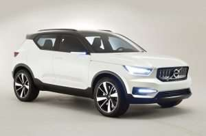 New Volvo Electric Car To Be Made In China