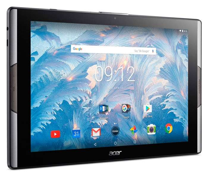 10 Inch Acer Iconia Tab