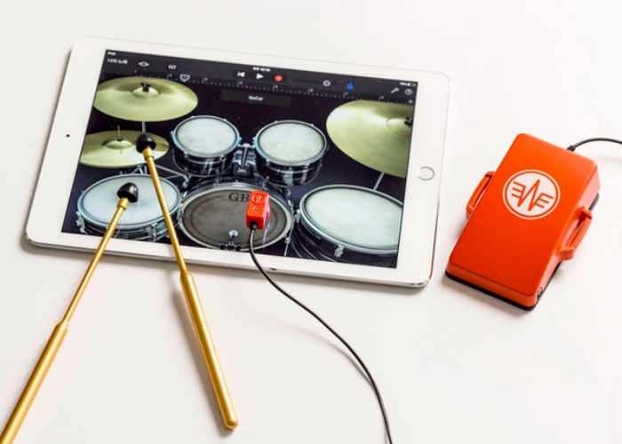 ACPD Tablet Drum Kit And Companion App