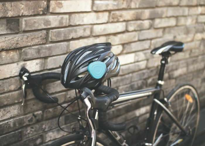 Ahead bike smart helmet