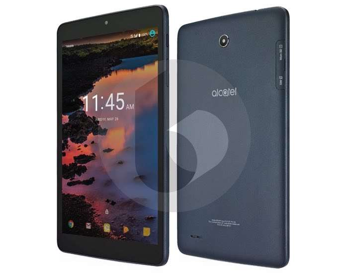 Alcatel A30 tablet launched with Android Nougat