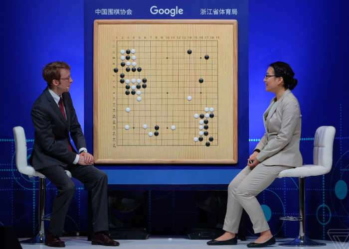 AlphaGo artificial intelligence