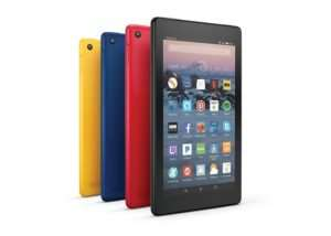 Amazon Fire 7 And Fire HD 8 Tablets With Amazon Alexa Announced