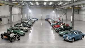 Over £65 Million Worth Of Aston Martin Cars Visit New St Athan Plant (Video)