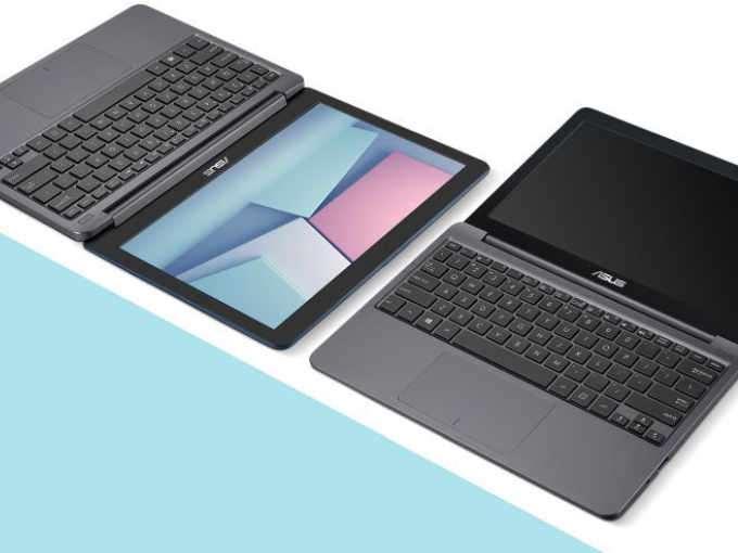 Asus VivoBook E12 Laptops