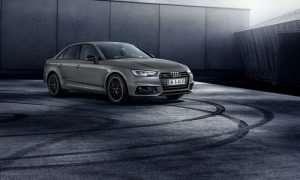 New Audi A4 Black Edition Announced