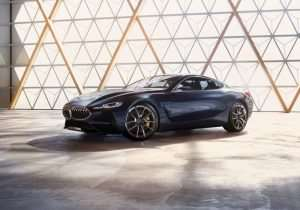 New BMW 8 Series Concept Appears On Video