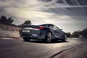 New BMW 8 Series Teased With New Concept Car