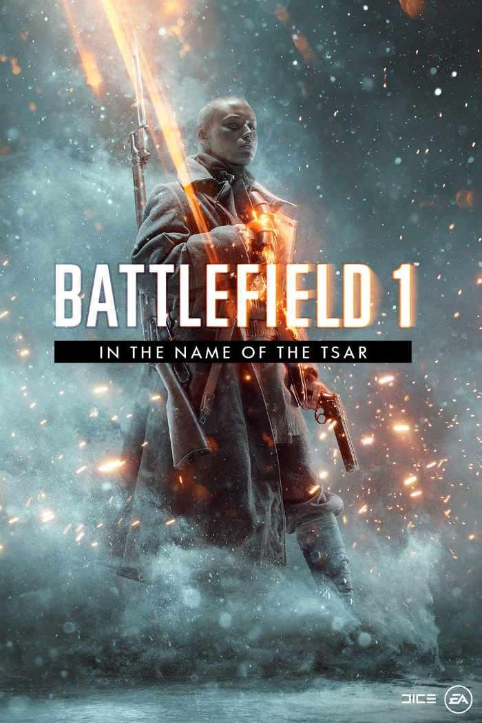 Battlefield 1 Female Character-Large