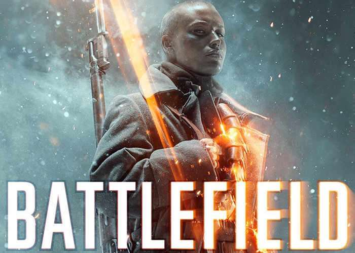 Battlefield 1 Female Character