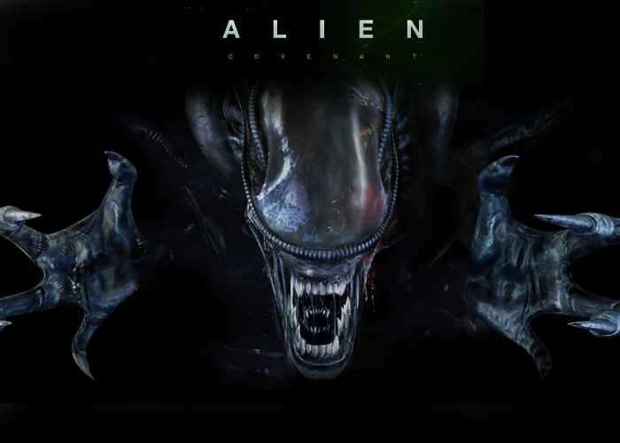 behind the scenes of alien covenant video geeky gadgets