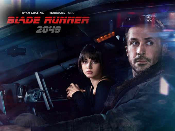 Official Trailer For 'Blade Runner 2049' Released