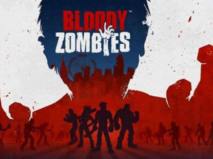 Bloody Zombies is coming soon to PS4 and PS VR