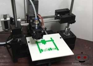 $99 BuildOne Wireless 3D Printer (video)