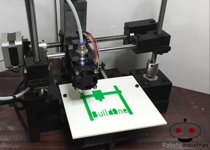 BuildOne Wireless 3D Printer