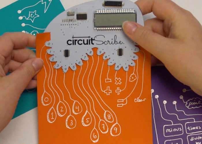 Circuit Scribe DIY Electronic Kits