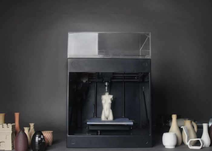 ClayXYZ Desktop 3D Clay Printer