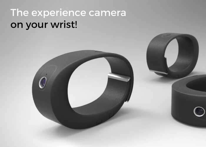 Cleep Wearable Camera