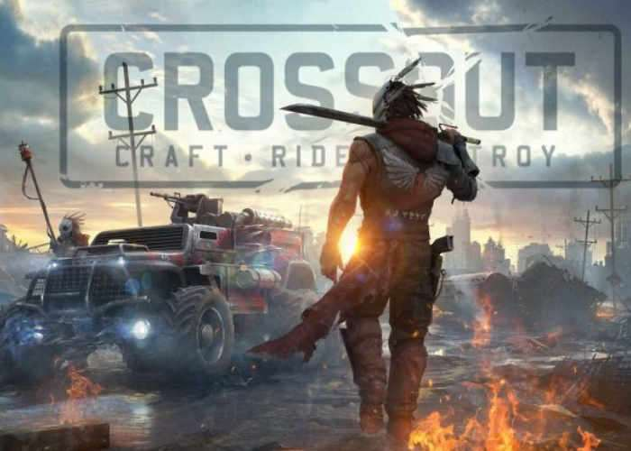 Crossout PlayStation 4 Early Access
