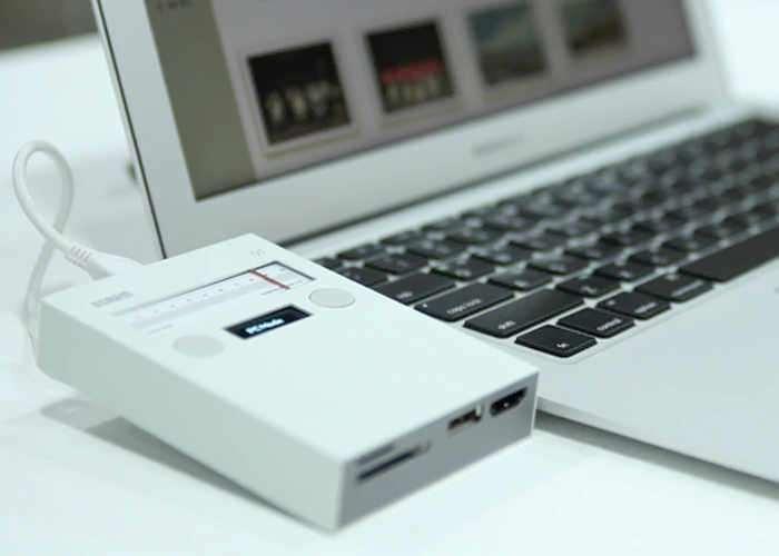 D-GRAM Portable Content Management System