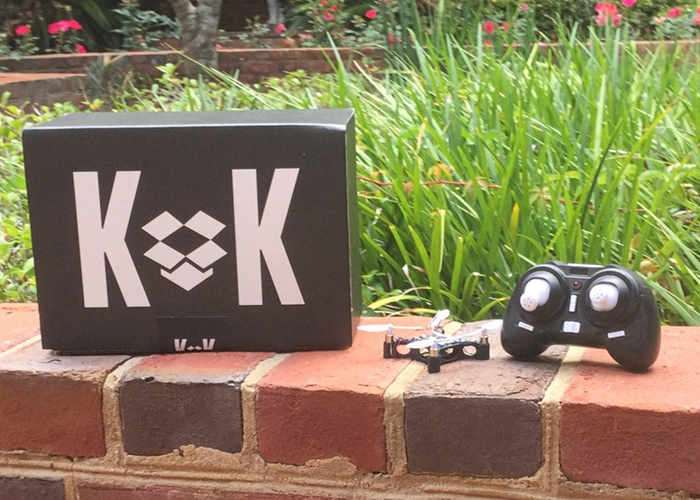 DIY Kester Mini Drone Kits