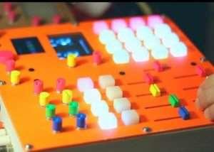 DIY Raspberry Pi Looper Synth And Drum Machine (video)