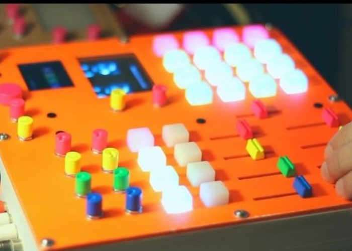 DIY Raspberry Pi Looper Synth And Drum Machine