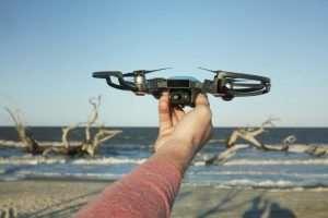 DJI Spark is A New Camera Mini Drone