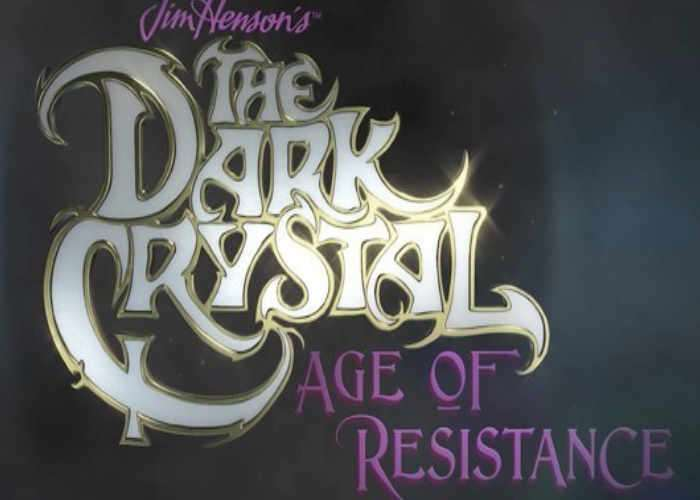 Dark Crystal Age of Resistance TV Series