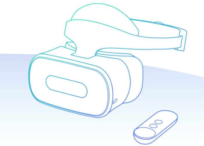Daydream VR Standalone
