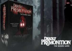 Deadly Premonition Board Game Launches On Kickstarter (video)