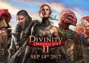 Divinity Original Sin II Launch Date Confirmed As September 14th 2017 (video)