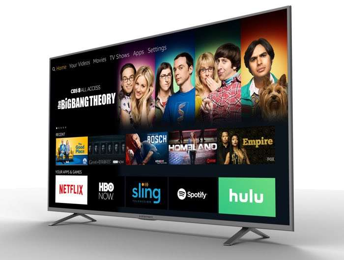 Element Amazon Fire TV Edition
